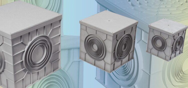 Arquetas de saneamiento modulares
