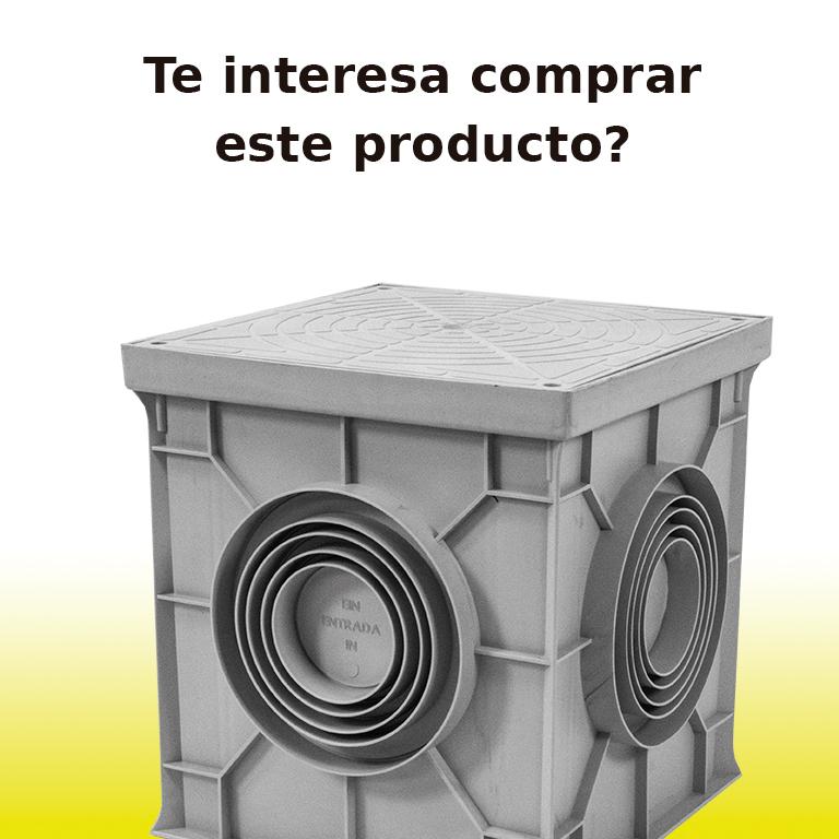Estás interesado en comprar arquetas de saneamiento de ITM CONSTRUCCIÓN